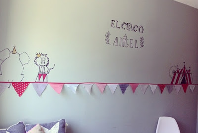 RojoSillon_Mural infantil_El circo de Angel_ 1