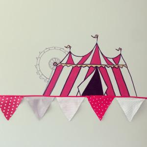 RojoSillon_Mural infantil_El circo de Angel_ 5