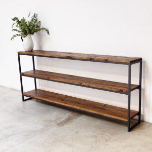 rojosillon estanteria madera y hierro 01