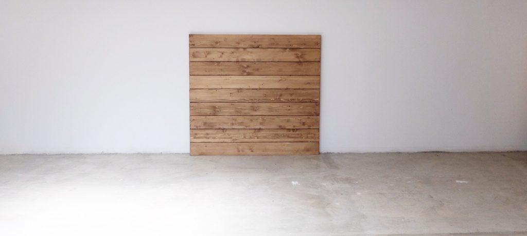 Cabezal de madera rojosill n - Cabezal de madera ...