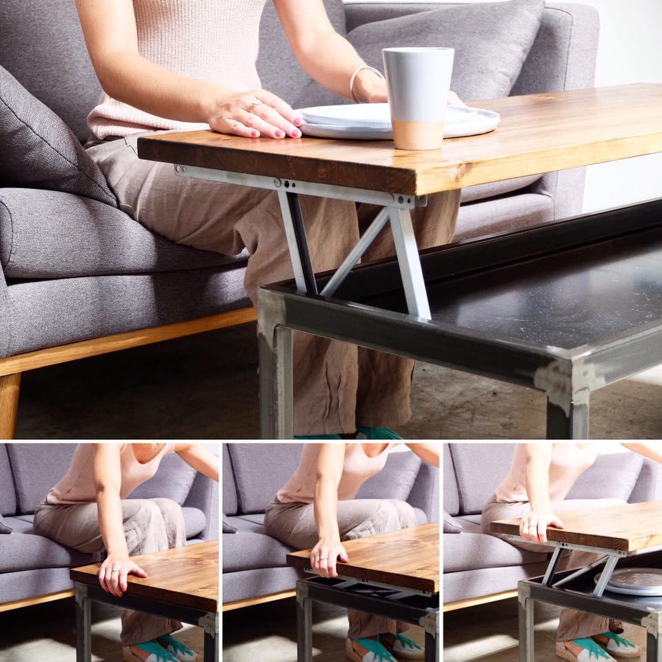 rojosillon_mesa elevable_hierro y madera 01
